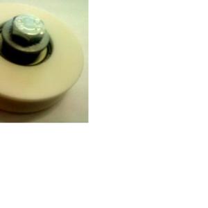 Ролик подвеса Schindler Varidor 30 D=74мм D1=63,5мм d=17мм со втулкой и болтом M10 SC757602956